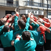 Day 35, Part I - Catalan castellers