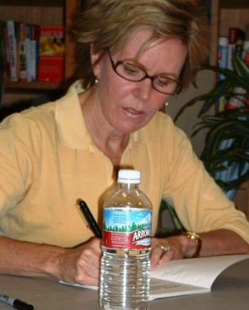 Junie B Jones author Barbara Park