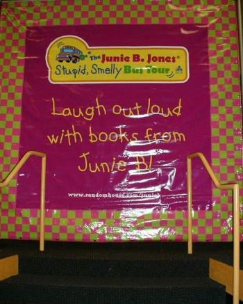 Junie B Jones performance stage