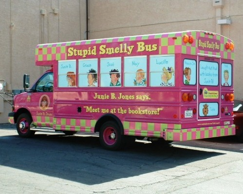 Junie B Jones Stupid Smelly Bus