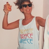 Plan #21 - Find photos of 80s bathing suits